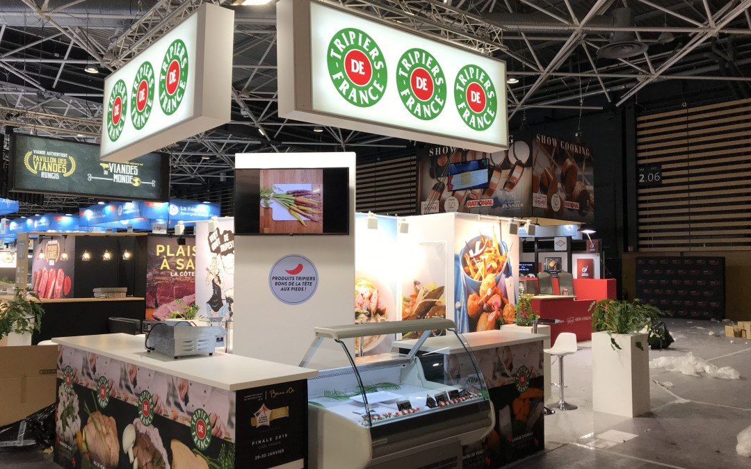 Igexpo - SIRHA 2019 - Syndicat des Tripiers